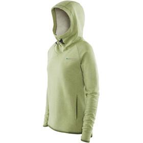 Klättermusen Falen Hoodie Women Sage Green Melange